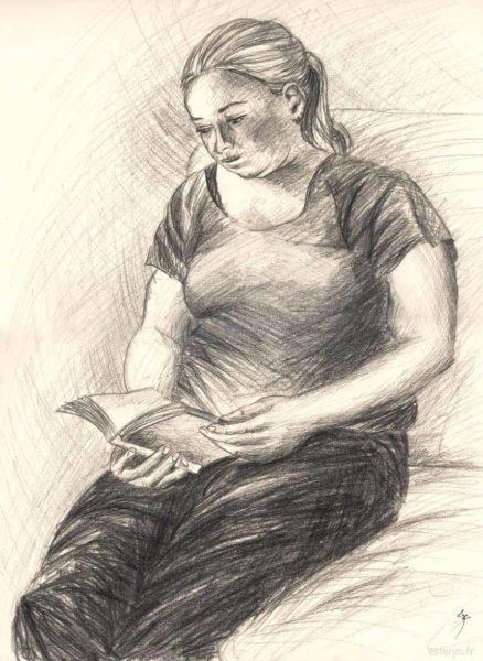 portrait Vicky