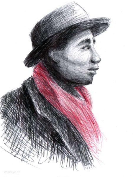 Portrait, Abdelkerim