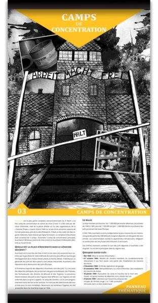 Exposition - Mémoire de la Shoah